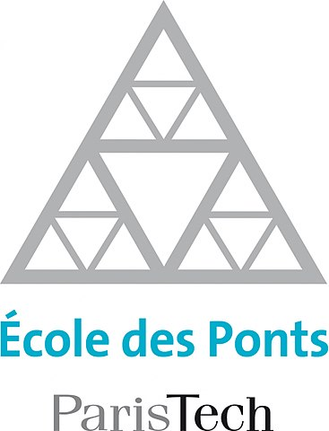 Logo Ecole ds ponts paritech
