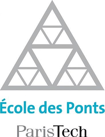 Logo Ecole ds ponts paritech